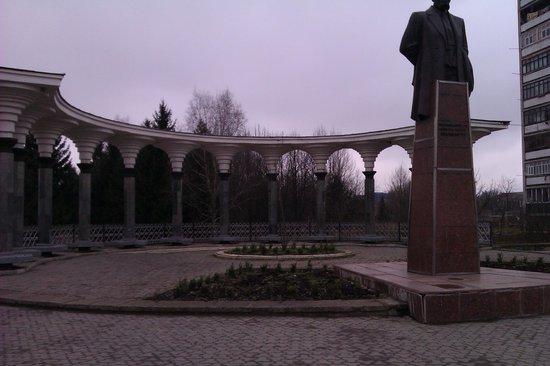 Khmilnyk, ยูเครน: достопримечательности городка