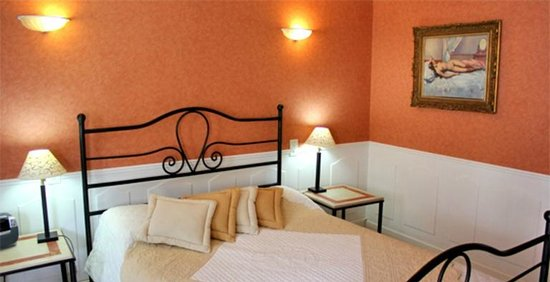 Hotel La Colombière : Chambre 1