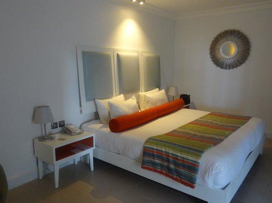 Ambre Resort & Spa : chambre supérieure