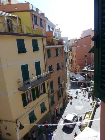 ViadeiBianchi: View out window