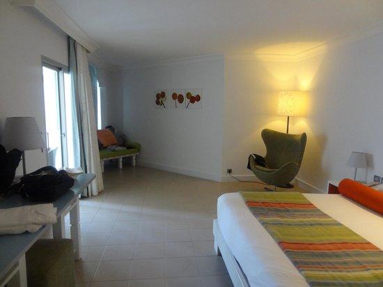 Ambre Resort & Spa : chambre très spacieuse