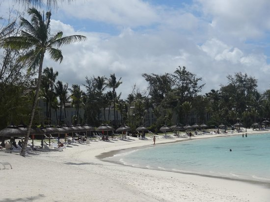 Ambre Resort & Spa: plage de l hotel