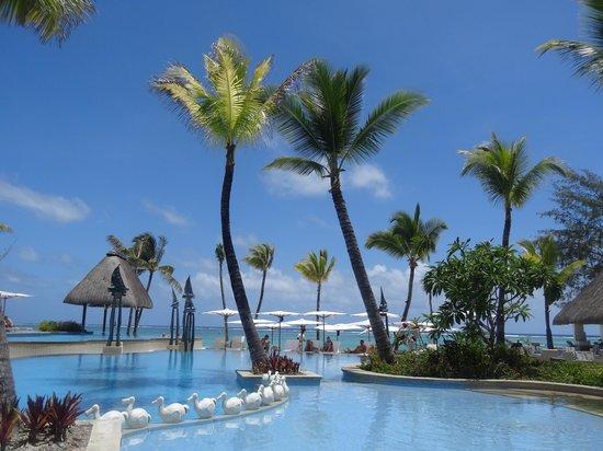 Ambre Resort & Spa : piscine