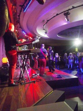 Warner Leisure Hotels Alvaston Hall Hotel: 'E-Maculate' on stage at Motown/Soul break @ Alvaston Hall (January 2014)