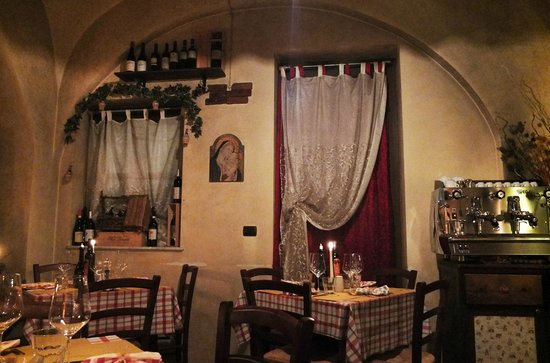Aldente Trattoria: Aldente dining room