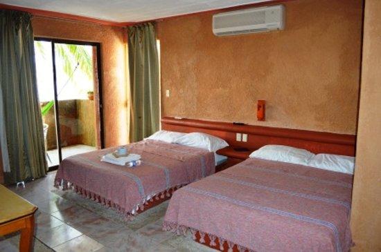 Hotel El Pirata: jr suite