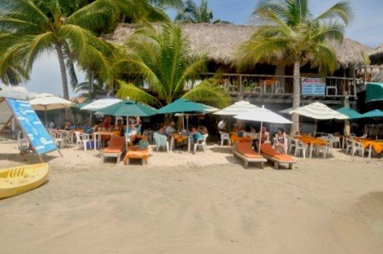 Hotel El Pirata: Restaurante El Pirata