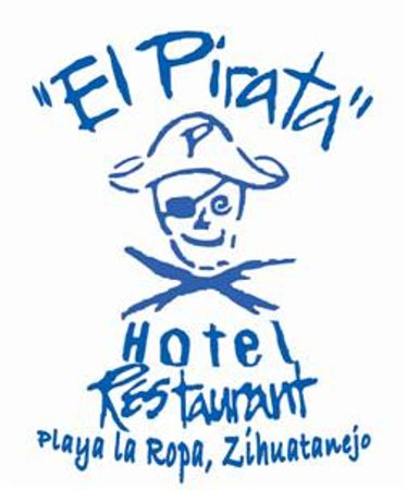 Hotel El Pirata: Logo Pirata