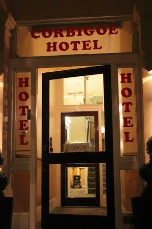 Corbigoe Hotel: ingresso