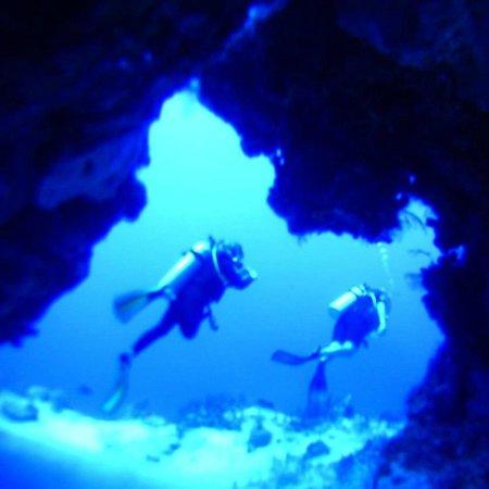 Dive Balam: Tunnels