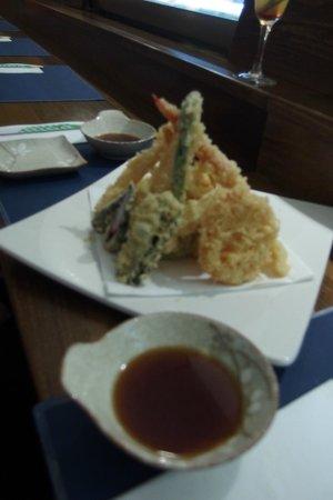 Club Sushi from Tokyo to Seoul: Tempura