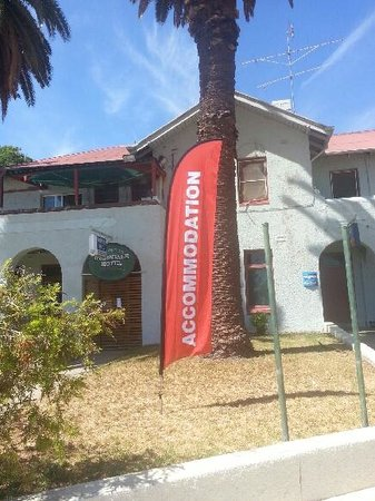 Robinvale Hotel: Accomodation
