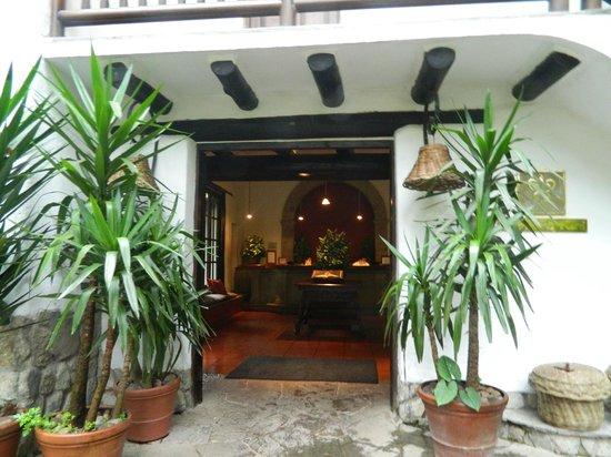 Inkaterra Machu Picchu Pueblo Hotel: Recepción