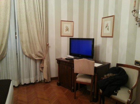 Hotel Vittoria : ma chambre