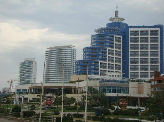 Conrad Punta del Este Resort & Casino: Conrad Resort & Casino - Punta del Este