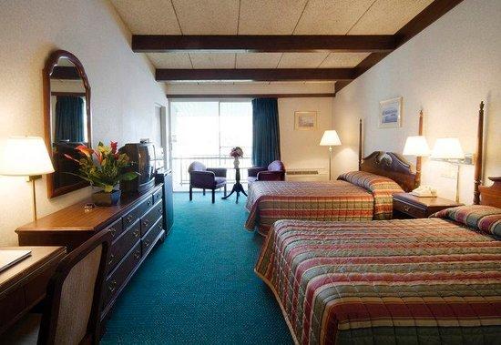 Americas Best Value Inn: Standard Two Doubles