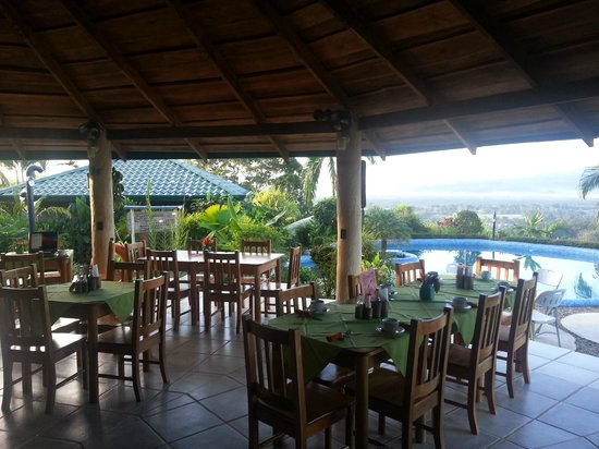 Hotel Palmeral Dorima : View from the restaurant