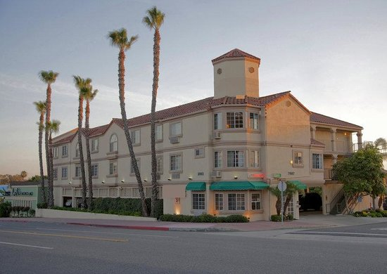 Americas Best Value Inn-San Clemente Beach: Exterior