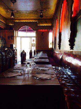 Restaurant Jaipur : Interior