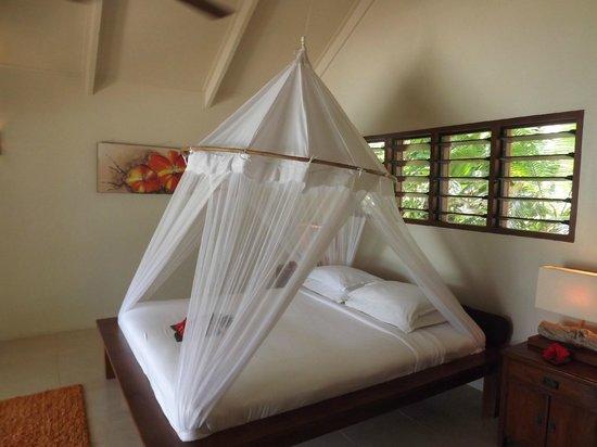 Erakor Island Resort & Spa : bed