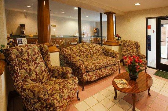 Americas Best Value Inn Franklin/Spring Hill: Lobby