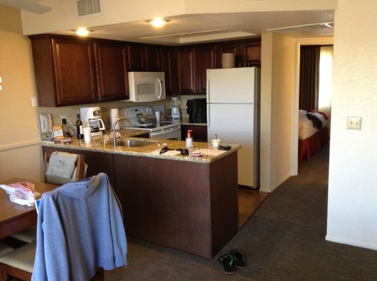 Havasu Dunes: Nice updated full kitchen