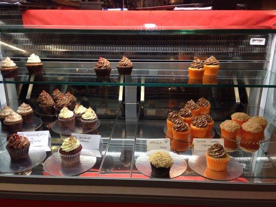 Ginger - Tea & Cakes: Delizia!!!!!
