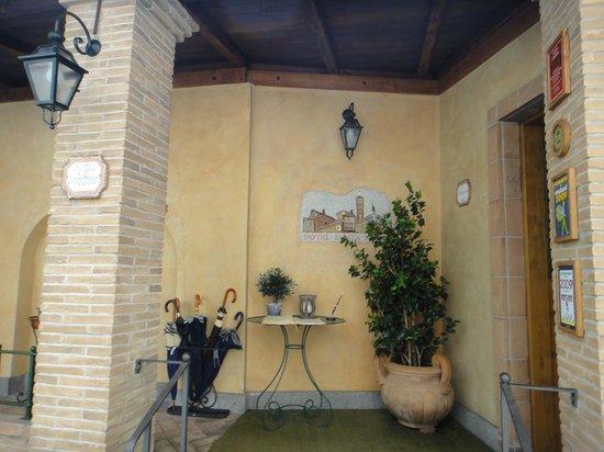 Hotel Santa Maria: 飯店內景色