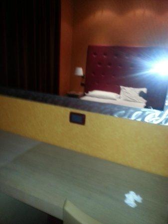 Best Western Hotel Piemontese: ma chambre