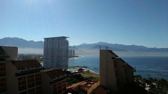 The Westin Resort & Spa Puerto Vallarta: View from the 14th floor balcony