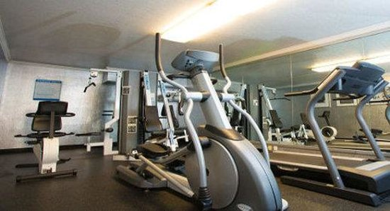 Wyndham Garden San Jose Airport: Workout Room