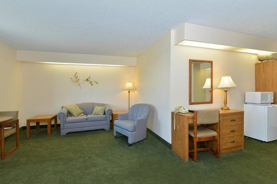 Americas Best Value Inn Kalispell: Common Area