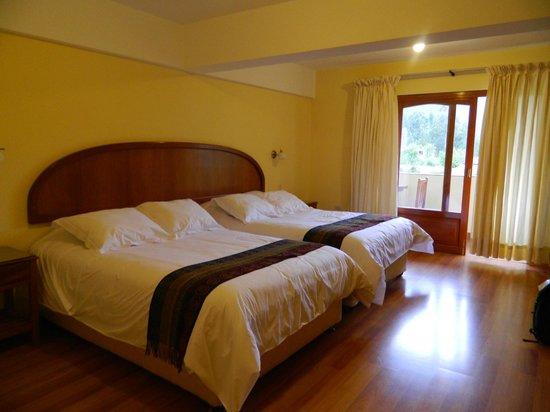 Hotel Agustos Urubamba: Muy cómoda y amplia.