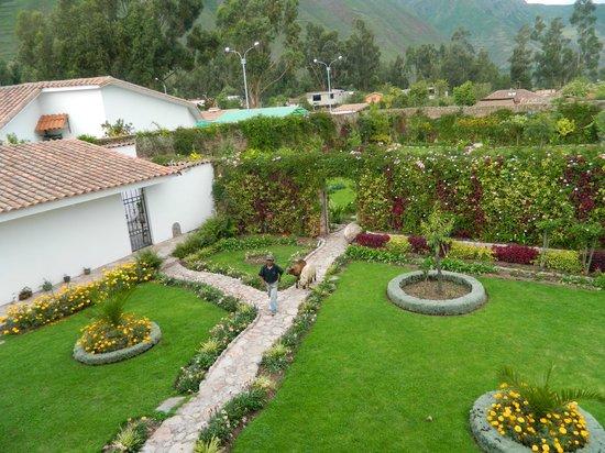 Hotel Agustos Urubamba: Muy agradable vista