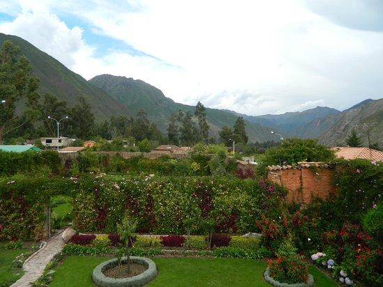 Hotel Agustos Urubamba: buenas visuales