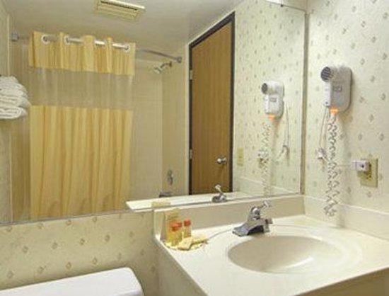 Days Inn Hurstbourne: Bathroom