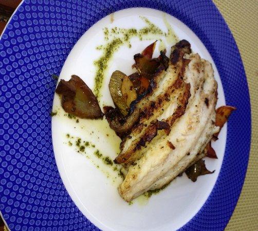 ME Cancun : Grouper - Mediterranean style at Beach House