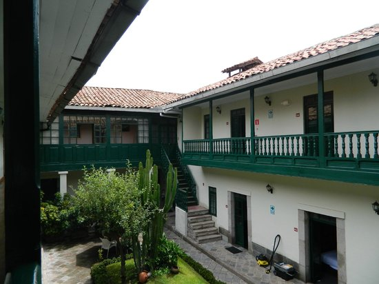 Casa Andina Classic - Cusco Koricancha: Antigua propiedad recuperada.