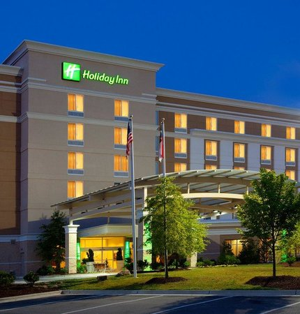 Holiday Inn Raleigh Durham Airport-Morrisville: Our hotel is located near Perimeter Park, RTP, Raleigh, and Durham