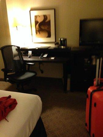 Hilton Anaheim: Bureau