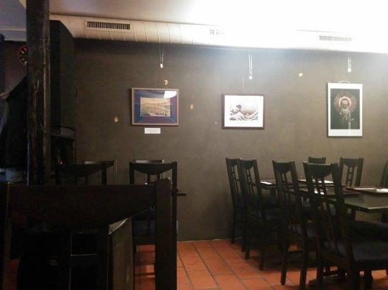 Japanisches Restaurant GINGKO: Der Wirtsraum 1
