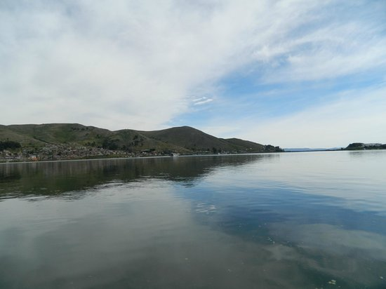 Eco Inn Puno Titicaca Lake: Titikaka Lake