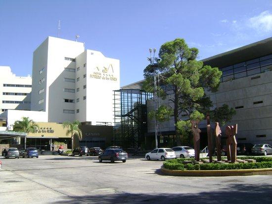 Hotel Potrero de Los Funes: vista de la entrada