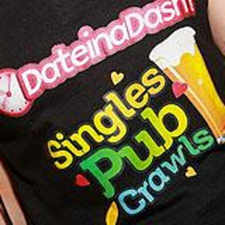 DateinaDash Singles Pub Crawl London