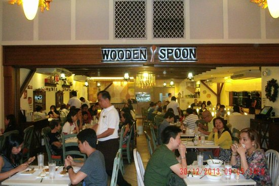 Power Plant Mall: Wooden Spoon