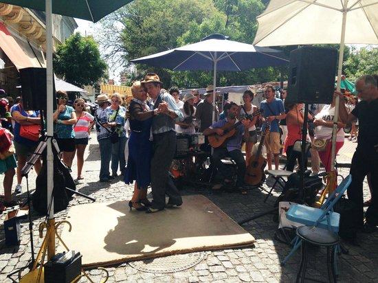 Buenos Aires Concierge: San Telmo fair