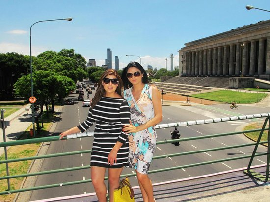 Buenos Aires Concierge: My sister and I