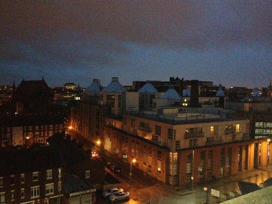 Maldron Hotel Smithfield: Dublin city