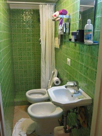 Imperium Suite Navona: Bathroom