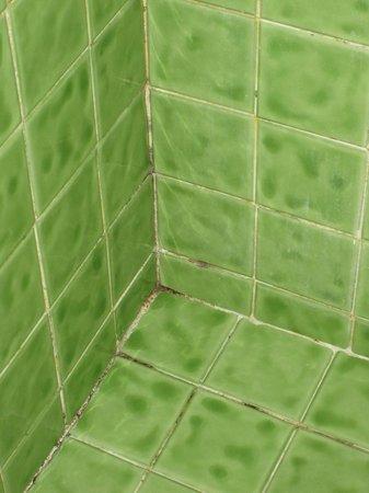 Imperium Suite Navona: shower floor